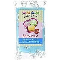 Funcakes Pte À Sucre Bleue Bébé 250 G