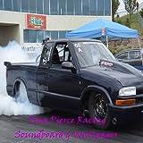 Tina Pierce Racing Soundboard & Wallpaper