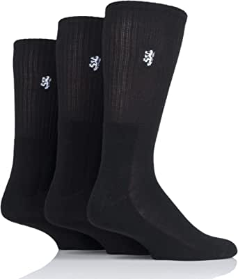 Pringle Mens Bamboo Cushioned Sports Socks Exclusive To SockShop Pack of 3