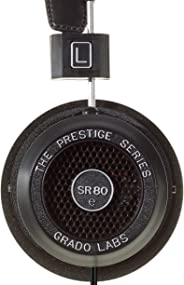 GRADO SR80e Prestige Series Wired Open-Back Stereo Headphones