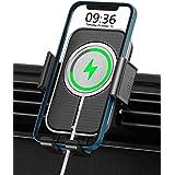 Cocoda Porta Cellulare da Auto per MagSafe, Bocchetta Dell'aria Supporto Cellulare Auto Universale con Più forte Vent Clip, C