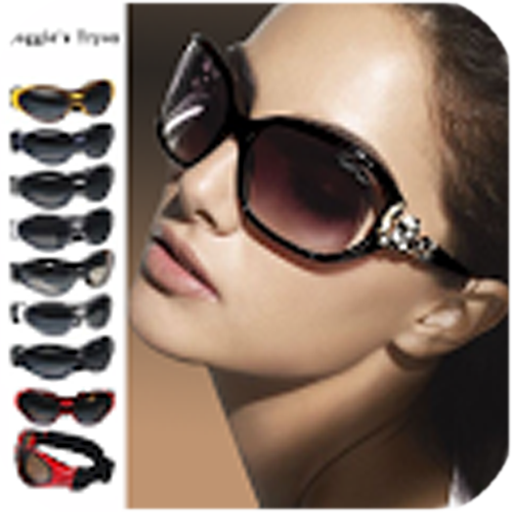 Sun Glasses Try on