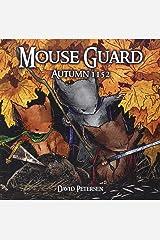 Mouse Guard: Autumn 1152 Hardcover