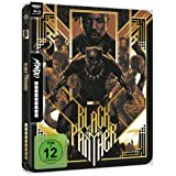 Black Panther - 4K UHD Mondo Steelbook Edition (+ Blu-ray) [4K Blu-ray]