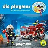 Die Playmos - Folge 62: Der falsche Feuerwehrman (Das Original Playmobil Hörspiel)