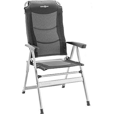 Brunner Kerry Slim Aluminium Recliner Camping Chair (One Size ...