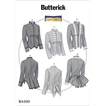 abito per Butterick uomo Cartamodello da Patterns B3072 depoca qIWBZ7Fw