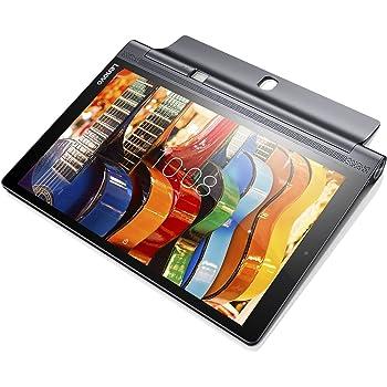 """Lenovo ZA0F0093DE TAB 3 Pro Tablet con Display da 10.1"""", Processore Intel Atom da 2.4 GHz, 4 GB DDR3 SDRAM, 64 GB, Fotocamera Posteriore da 5 MP, Android, Nero"""