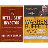 The Intelligent Investor + The Warren Buffet Way ( Best selling Books on Value investing ideas)