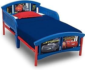 Delta Children Baby Boy's Plastic Disney/Pixar Cars Toddler Bed ( BB86992CR)
