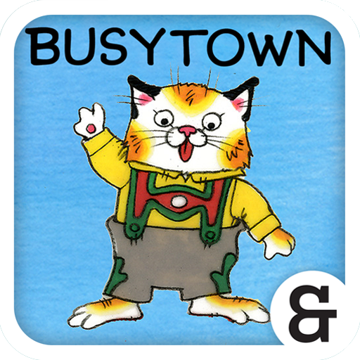 Richard Scarry's Busytown: Amazon.co.uk: Appstore For Android