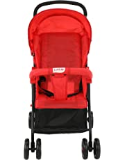 LuvLap Apollo Baby Stroller, Red