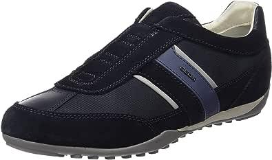 Geox U Wells A, Sneaker Uomo