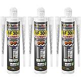 injectiemortel composietmortel montagemörtel 3 x 300 ml lijmmortel 6 x statische mengkraan