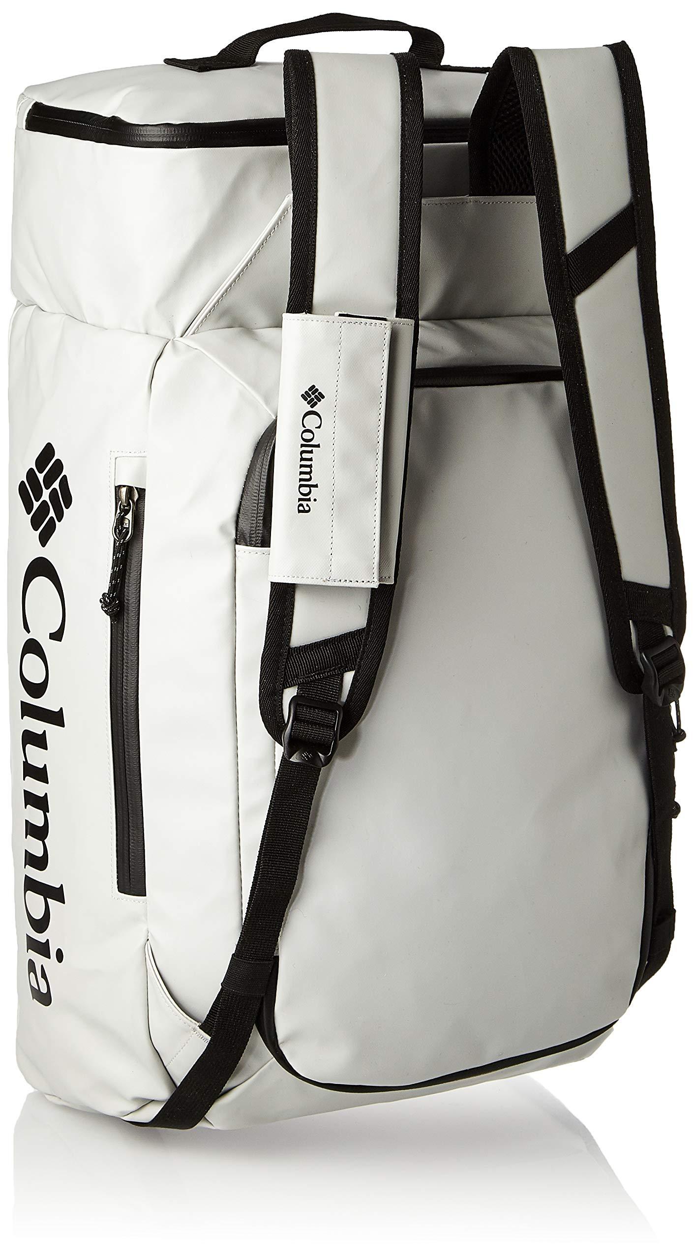 Columbia-Street-Elite-Convertible-Duffel-Pack-Reisetasche-Cool-Grey-OS