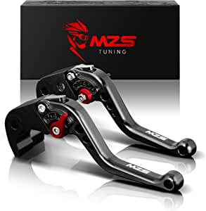 Adjustable Billet Motor Brake Clutch Levers For Honda CBR125R 2004-2010