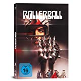Rollerball - 3-Disc Limited Collector's Edition im Mediabook (+ DVD) [Blu-ray]