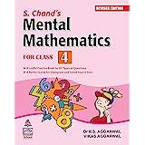 S Chand's Mental Mathematics - Class 4 (For 2019 Exam)