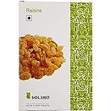 Amazon Brand - Solimo Premium Raisins, 250g