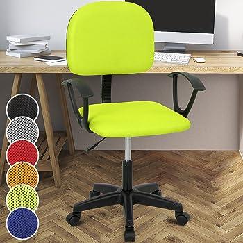 Furniturer sedia da ufficio con design regolabile sedia for Sedia da scrivania design