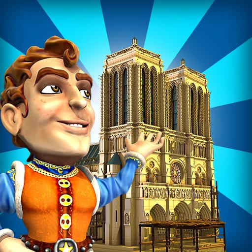 Construire Notre-Dame de Paris... dans Le Salon 81Vat-b9c5L