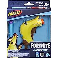 Nerf MicroShots Fortnite Peely et Flechettes Nerf Elite Officielles