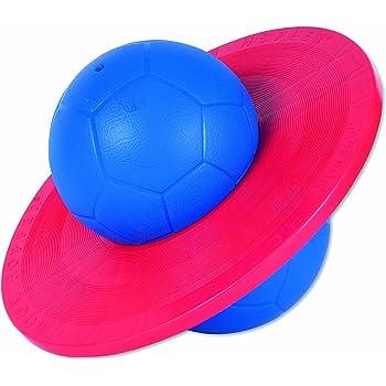 "TOGU Ballon sauteur ""Moonhopper"" Bleu/Rose"