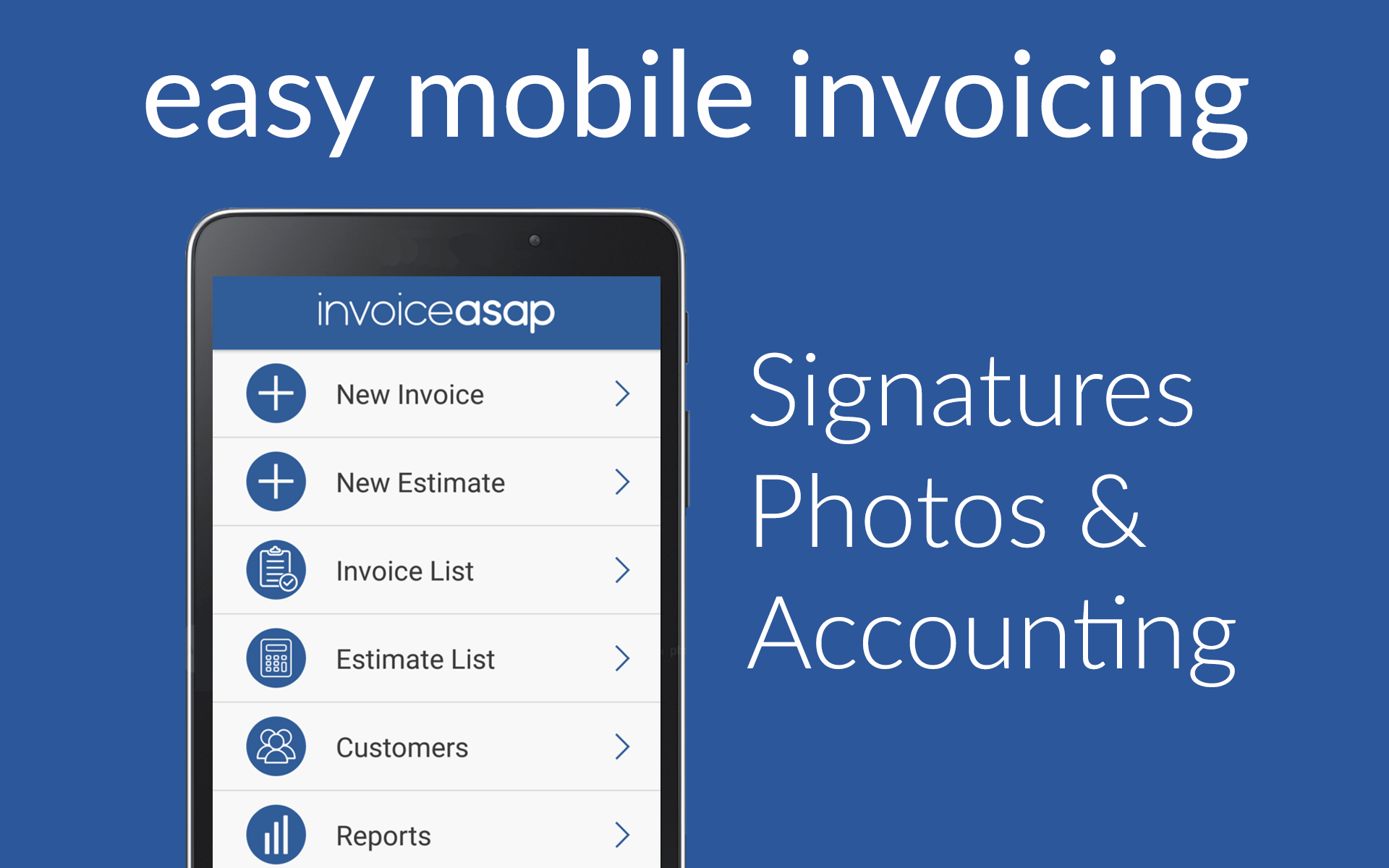 Invoice ASAP For QuickBooks And Payments Amazoncouk Appstore For - Invoice asap reviews