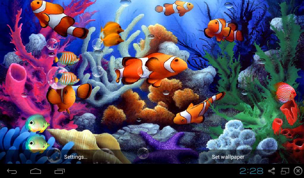 3d Koi Fish Live Wallpaper Amazoncouk Appstore For Android