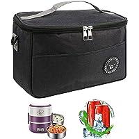 Sac Isotherme 6 L, VVEMERK Sac Glaciere Sac Isotherme Lunch Bag Sac Fourre Imperméable Durable et Portable Pour le…