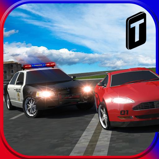 Police Force Smash 3D