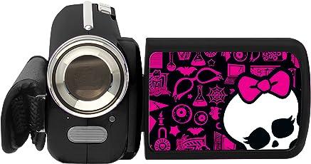 Lexibook DJ280MH Monster High Digitaler Camcorder (1,3 Megapixel CMOS-Sensor, 4-fach digit. Zoom, 3,6 Zoll (1,4 Zoll) TFT display)