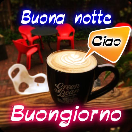 Buongiorno E Auguri Di Buona Notte In Italiano Amazon It