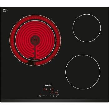plaques Whirlpool AKT8030NE plaque Int/égr/é, C/éramique, verre-c/éramique, Noir, toucher, Devant