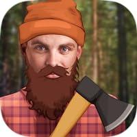 Make Me Timberman - Wood Cutting Game