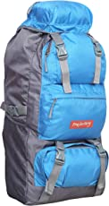 Trajectory Blue Rucksack in 60 Ltrs
