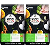 Grain Zero Adult Dry Dog Food, 1.5 kg (BUY1 GET 1 Free)