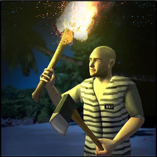 Flucht Holz (Survival Island Armee gefangen)