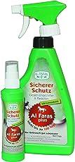 AQUA CLEAN AL FARAS Plus Insektenschutz mit Langzeitschutz 2tlg. mit Lavendel-Öl