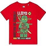 LEGO Ninjago Camiseta Manga Corta para Chicos