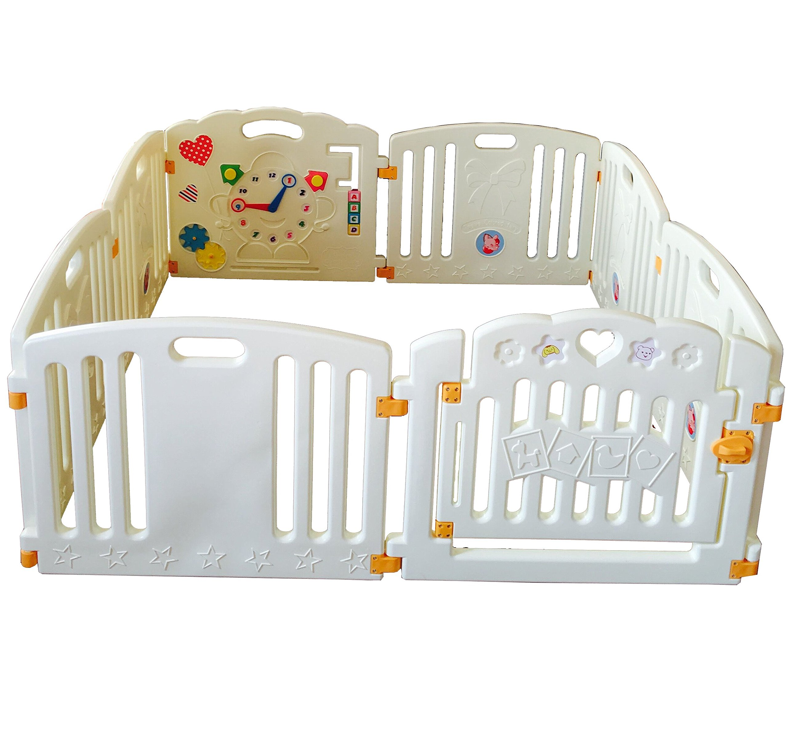 """NEW Venture ALL STARS Baby Playpen 