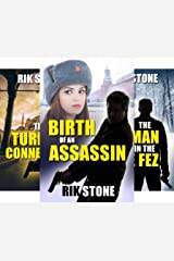 The Turkish Connection (3 Book Series) Kindle Edition