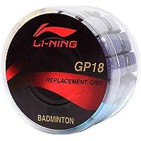 Li-ning Assorted Color Badminton Grip GP-18 (6pc)