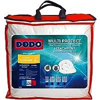 Dodo - Couette 140x200 Multi-Protect - Couette pour Lit 1 Personne - Polyester Gonflant, Doux, et Traité Antibactérien…