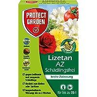 PROTECT GARDEN Lizetan AZ Schädlingsfrei (ehem. Bayer Garten), Konzentrat zur Insektenabwehr mit schneller Wirkung gegen…