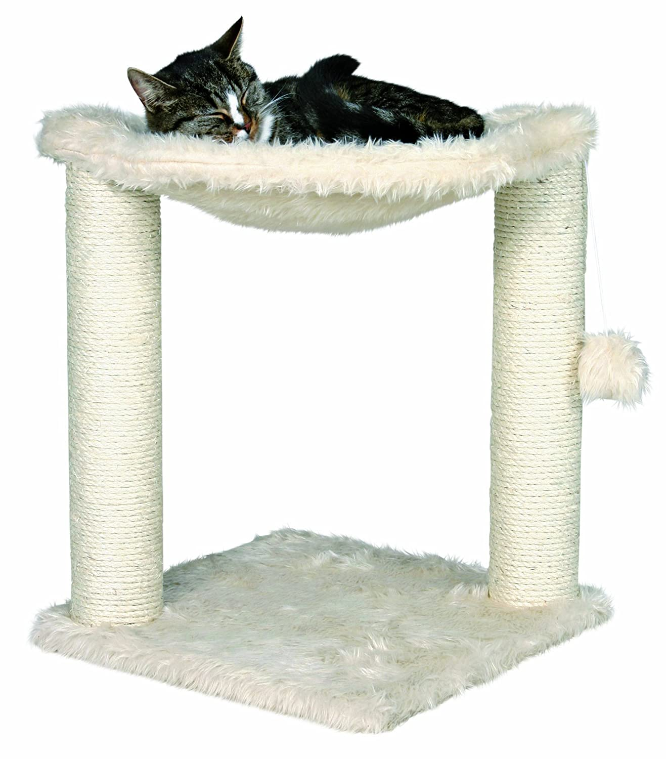 trixie baza scratching post for cats  amazon co uk  pet supplies  rh   amazon co uk