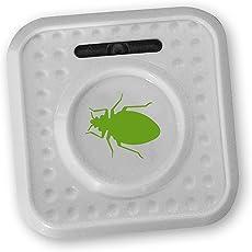 ISOTRONIC Insektenschutz Milbenschutz Milbenabwehr batteriebetrieben Insektenabwehr gegen Bettwanzen und Milben