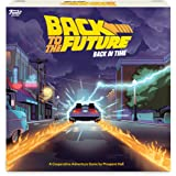 Funko Funkoverse Games - Signature Games: Back to The Future Game Standard, Purple