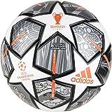 adidas Finale LGE J290 Ball, Kinderbal, Wit/Hiemet/Plamet (veelkleurig), 5