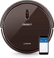 Ecovacs Deebot N79S - Robot Aspirador navegación aleatoria, control por App y Alexa, Wifi, 4 modos de limpieza, 2...